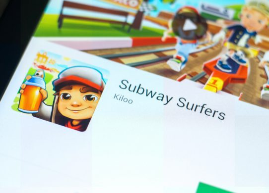 Join the World Famous Chase with Subway Surfers Mod